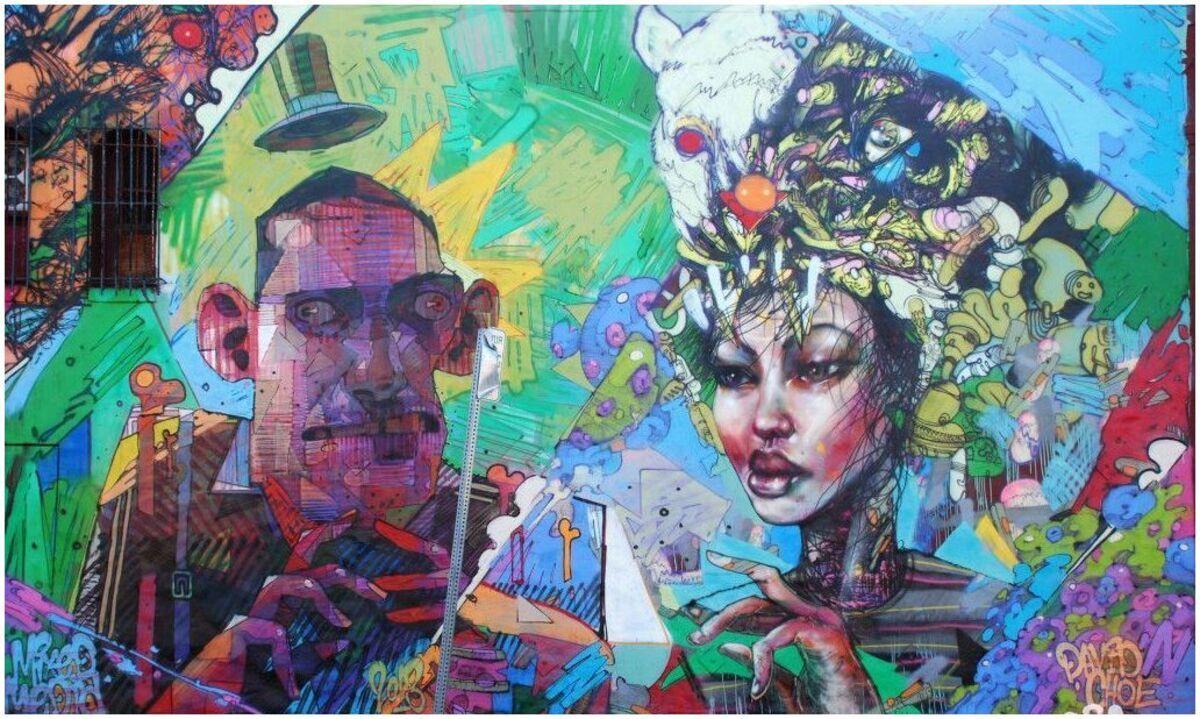 Artistes David Choe