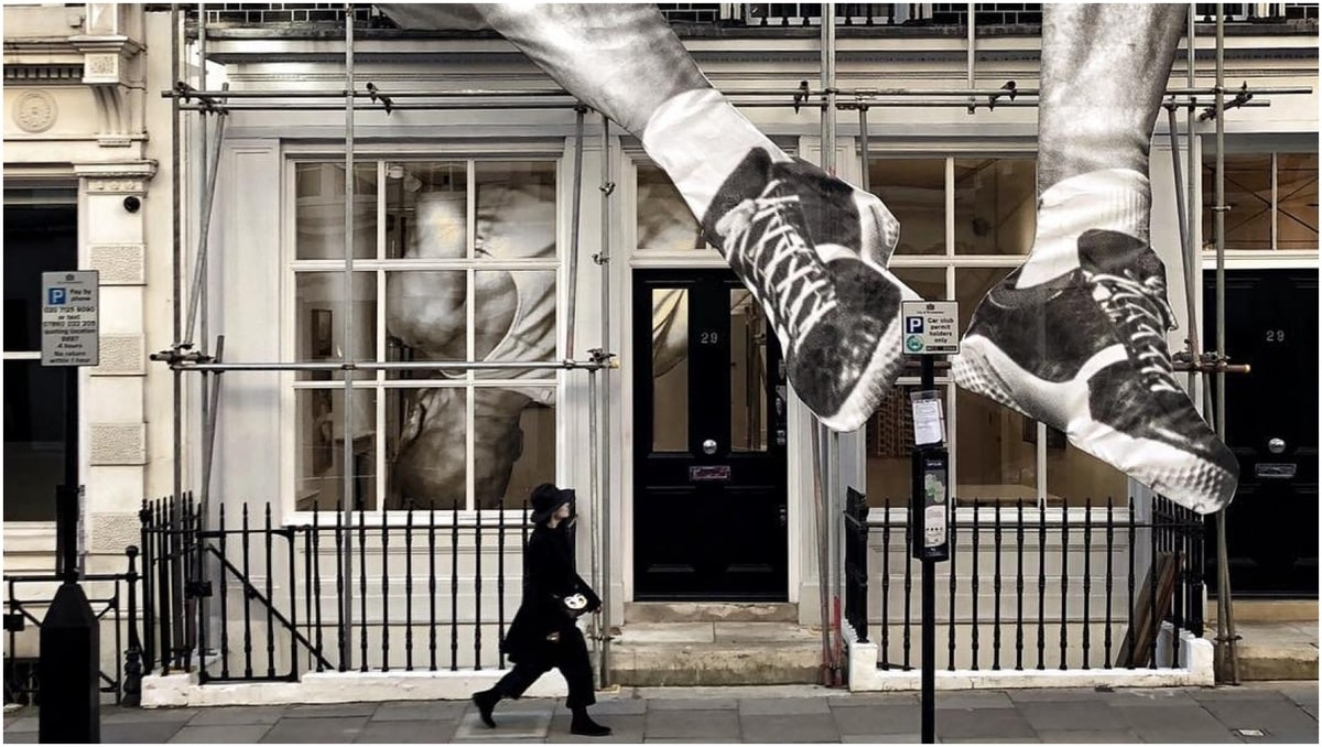 JR Galerie d'art Urbain