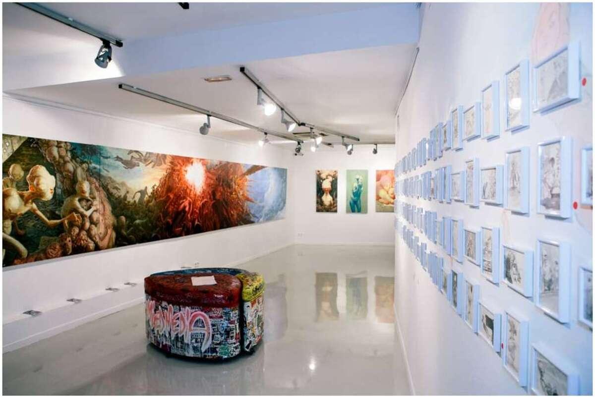 Galerie d'art urbain Barcelone