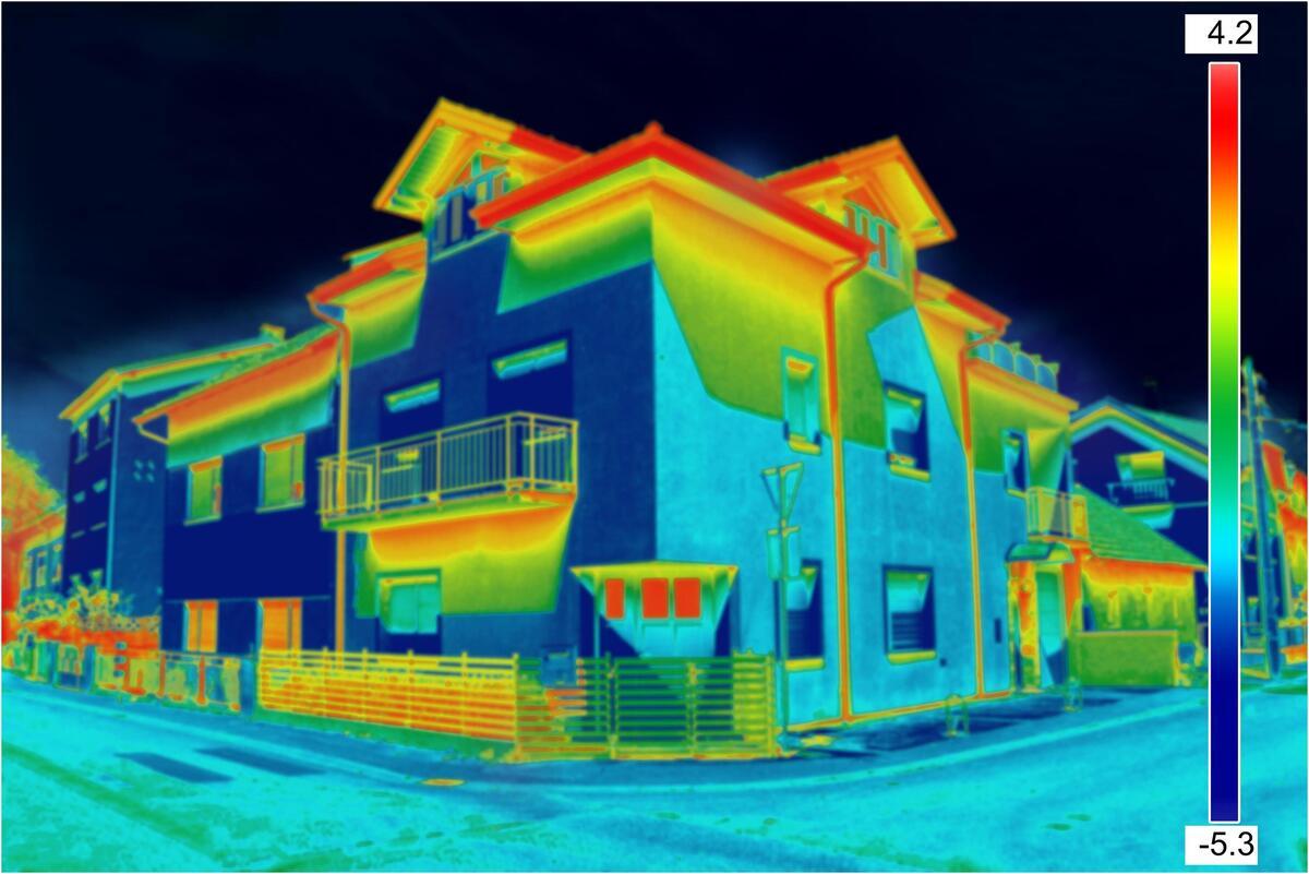 audit énergétique d'une maison processus
