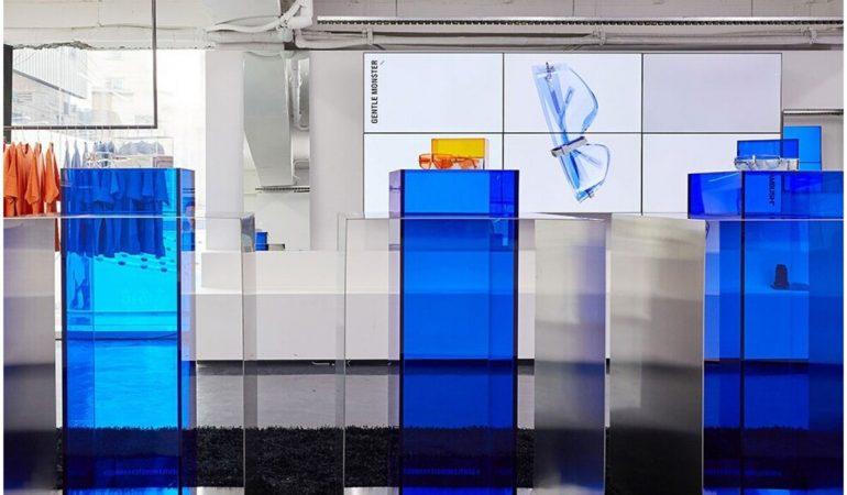 Studios design: Les espaces commerciaux transformés en galerie d'art